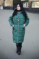 Женское зимнее пальто батал 52-82 размеров