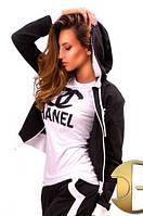 Женский спортивный костюм CHANE черный