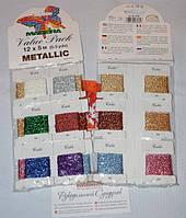 Мулине Madeira металлик