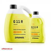 DYNAMAX G11 R желтый концентрат -50°C 4л