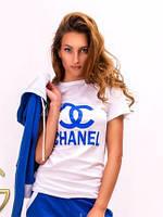 Женский спортивный костюм CHANE  синий