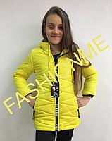 Куртка пальто  детская на девочку очень хорошего  качества