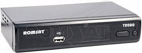 Приставка DVB-T2 MPEG-4/H.264 HD Romsat_T2020