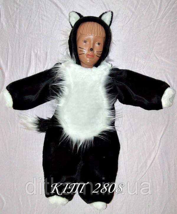 Детский карнавальный костюм Кота 1,5-3 годика