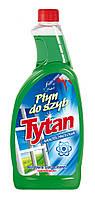 Жидкость для мытья стекол нанотехнология Титан, 750мл
