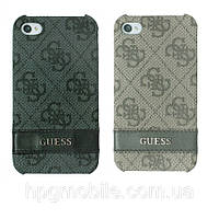 Чехол для iPhone 4/4S - GUESS 4G back cover