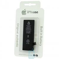 Аккумулятор Apple iPhone 5S 1560 mAh AAA класс