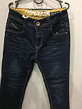 Утепленные джинсы для мальчика 140 см, фото 2