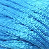 Мулине Bestex (Бестекс) для вышивания, № 996, (Электрик синий, ср. )