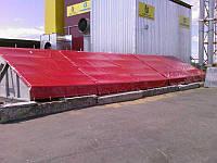 Полога укрывные из ткани ПВХ 650г/м2- Бельгия