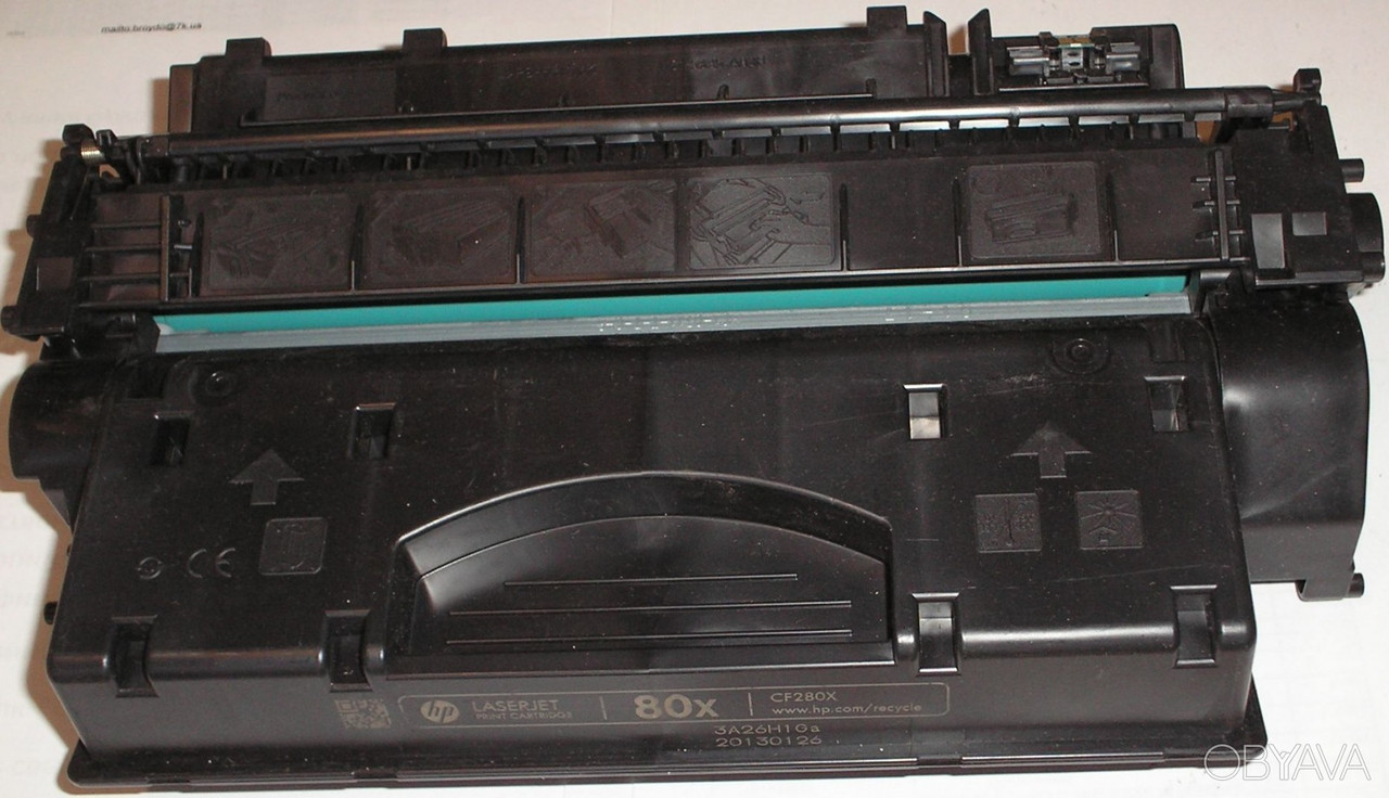 Картридж HP CF280X 80X LaserJet Pro 400, M401, MFP M425, M425dn, M425dw, M401dne, M401a, M401d, M401dn, M401dw
