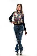 Модные женские джинсы. Артикул: 2818