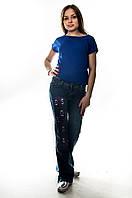 Женские классические джинсы. Артикул: CR0