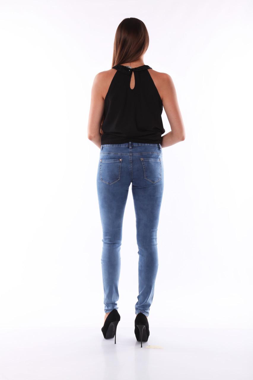 f920da780c5 Летние джинсы с высокой талией