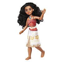 Кукла принцесса Моана шарнирная (Disney Moana of Oceania Adventure Doll) hasbro