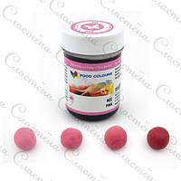 Гелевый краситель Food Сolours Розовый - 35 г