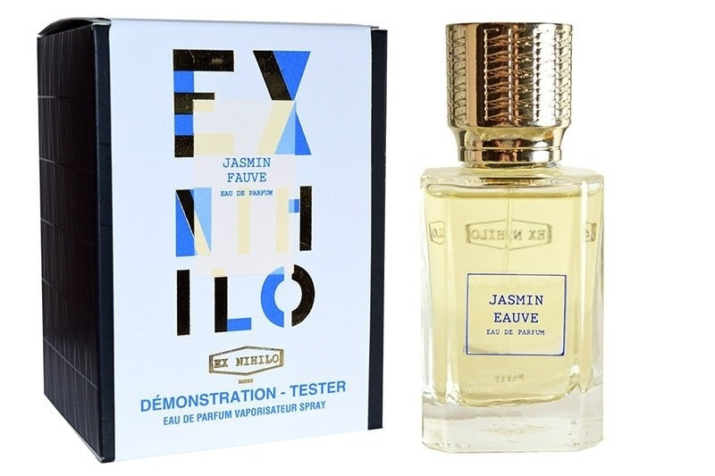 Ex Nihilo Jasmin Fauve парфумована вода 50 ml. (Тестер Екс Нихило Жасмин Фаув)