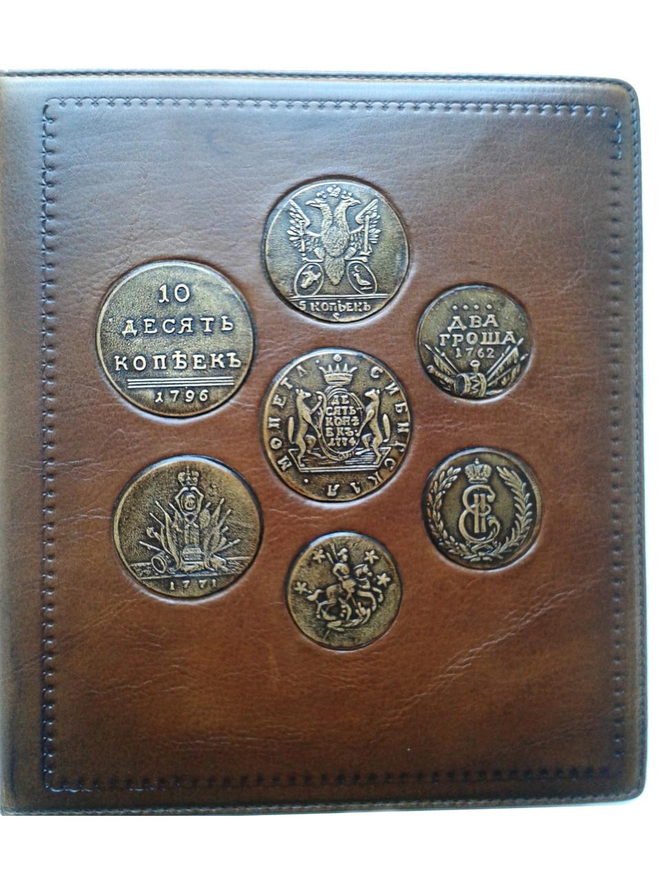 Альбом для монет comc монеты евро мальта
