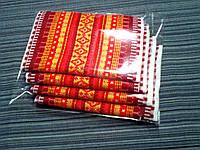 Набір серветок з українським орнаментом Черемош 4 шт 50*33см