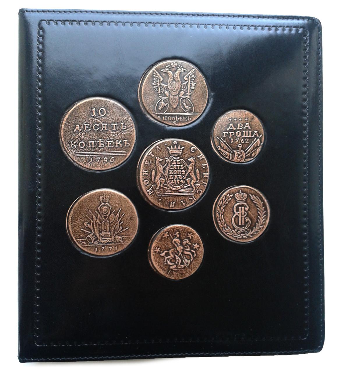 Альбом для монет comc 5 руб крым
