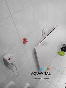 керамическая инфракрасная панель opal 375 в ванной