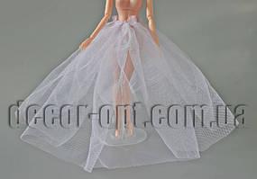 Спідниця фатиновый на ляльку 30см
