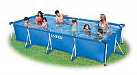 Бассейн каркасный Intex 28273 Rectangular Frame Pool