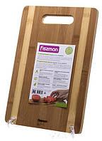 Доска разделочная бамбуковая Fissman Strip 30х20х1.5см
