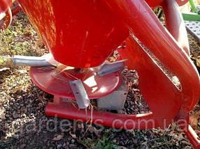 Тракторный разбрасыватель мин удобрений Jar-met 500кг( метал ), фото 3