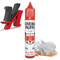 Жидкости для электронных сигарет  Several Puffs - Sweet Roll
