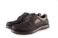 Туфли мужские  кожаные черные размер 40, 41, 42, 43, 44, 45