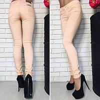 Женские джинсы стрейч цветные Турция