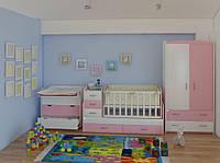 Детская комната Oris Maya Classik с комодом