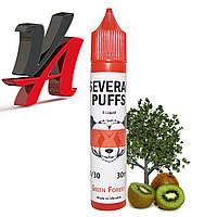 Жидкость для электронных сигарет Several Puffs - Green Forest