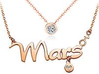 """Подвеска планета """"Марс"""" - совместима со знаком зодиака Овен"""