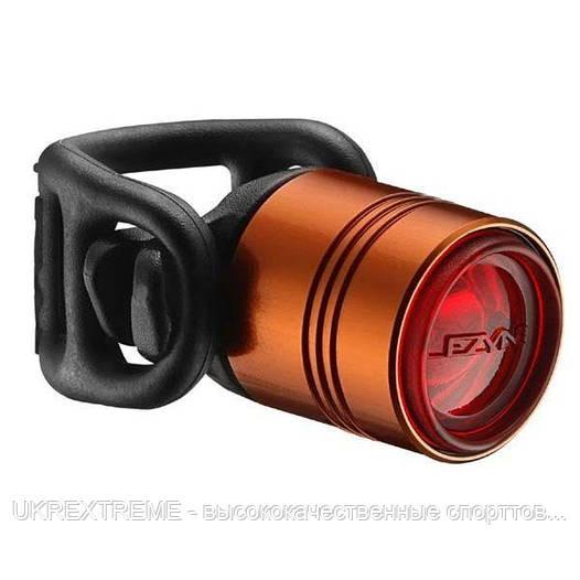 Фонарь Lezyne LED FEMTO DRIVE REAR, оранжевый (ОРИГИНАЛ)