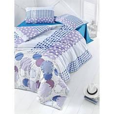 Комплект постельного белья Victoria ranforce 3