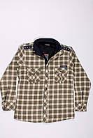 Утепленная рубашка для мальчиков Cegisa (116-134), фото 1