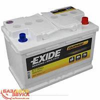 EXIDE 6СТ-80 АзЕ ET550 Equipment