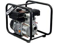 Мотопомпа для полугрязной воды KOSHIN STV-80X-BAE