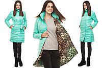 Пальто женское на синтепоне