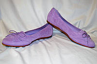 Балетки женские Clarks (размер 40 (UK 7D))