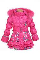 Зимняя пальто для девочек, фото 1