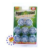Power House — Таблетки В Бачок Унитаза (зеленые), 8 Шт.