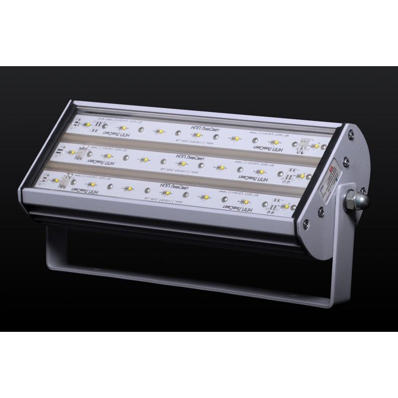 Промышленный светодиодный прожектор  LED- 130 Вт, 15990 Лм (Bozon Doppler 130)