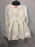 Комплект платье с кофточкой