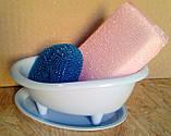 Ванночка (подставка) для губок пластиковая., фото 3