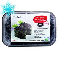 Икра мойвы Масаго черная 0,5кг замороженная
