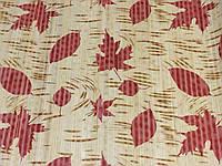 """Бамбуковые обои """"Осень"""", ширина 90 см."""