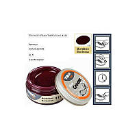 Крем Для Обуви TRG Из Гладкой Кожи Shoe Cream 50ml 111 Bordeaux